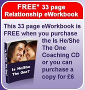 Is He/She The One - eWorkBook