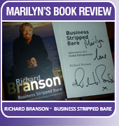 Marilyn's Book Review