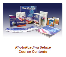 PhotoReading Deluxe Course Contents